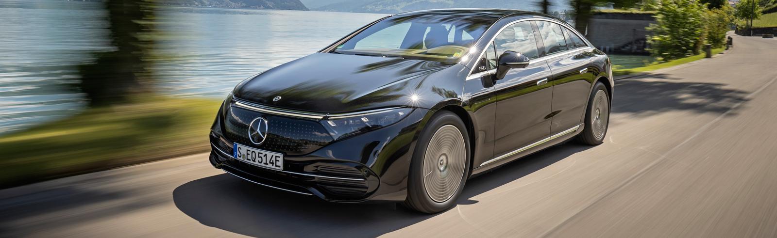 2022 Mercedes-Benz EQS 450+ and EQS 580 4MATIC go on sale