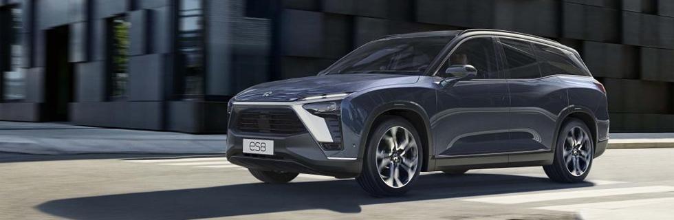 NIO ES8 receives European Whole Vehicle Type Approval