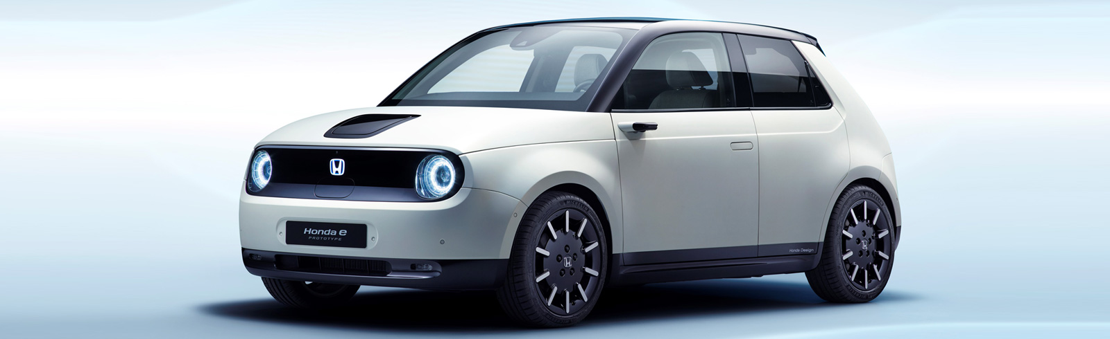 Honda's first BEV for Europe will be dubbed Honda e