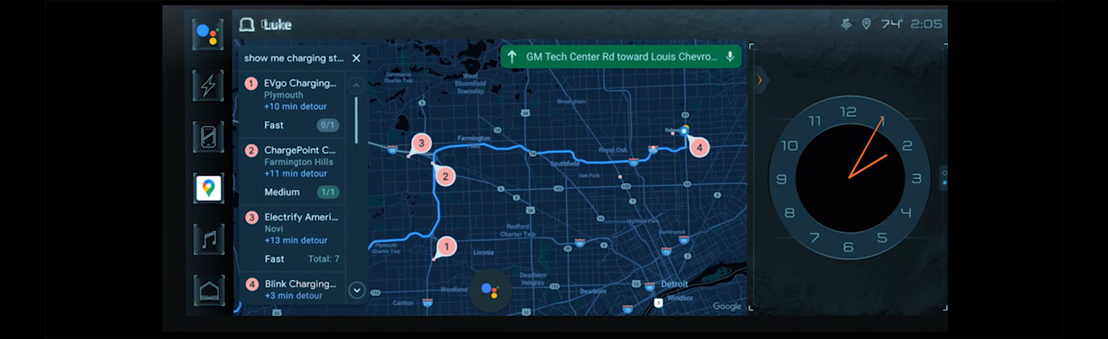 New features on Android Auto and and Android Automotive OS