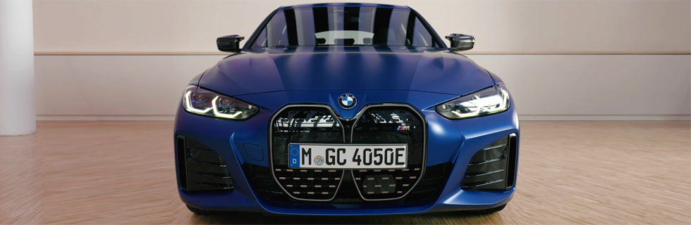 The BMW i4 M50 is unveiled with 544 hp, BMW iX M60 teased