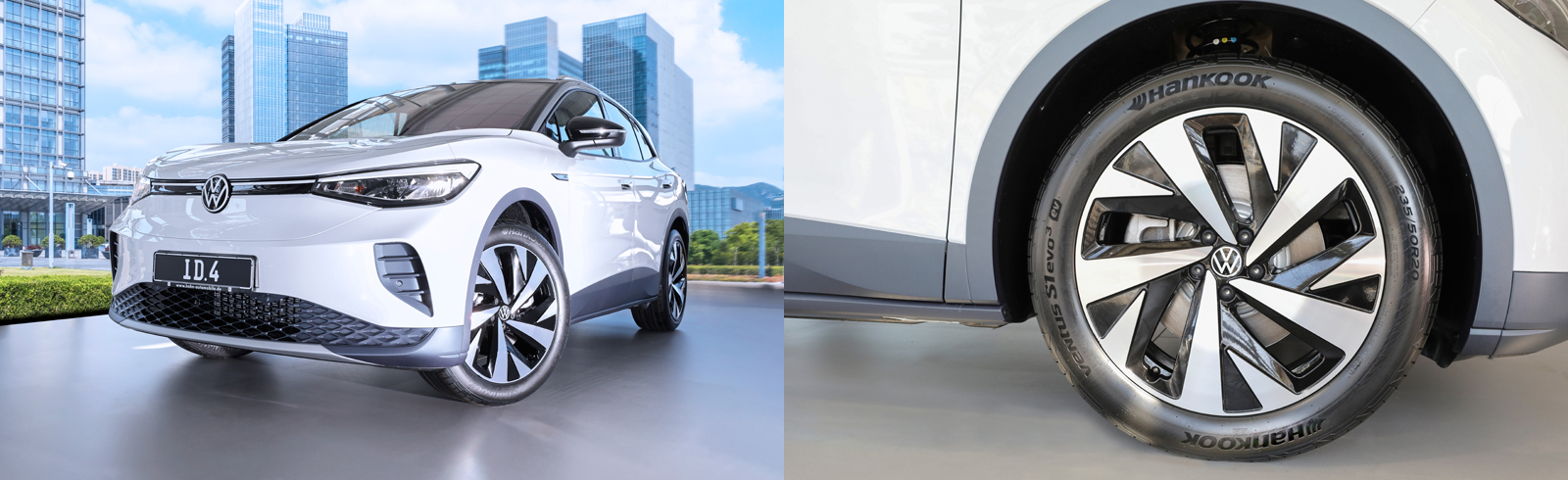 Hankook will be the tire supplier for the Volkswagen ID.4