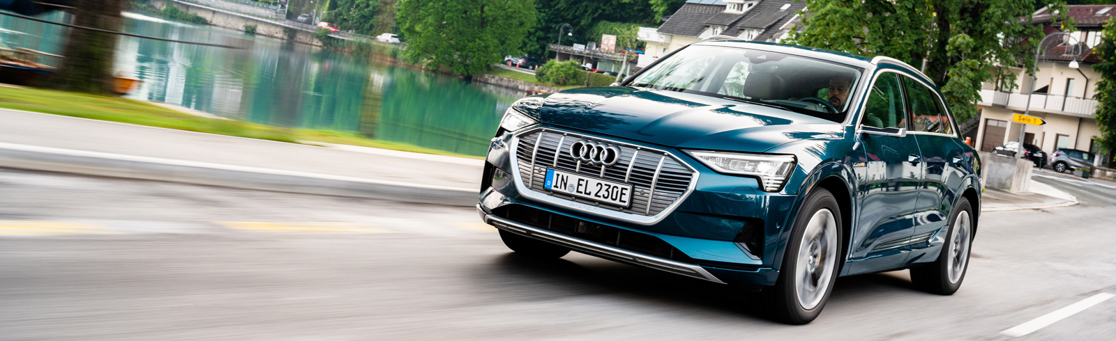 The Audi e-tron is the worldwide market leader in its segment