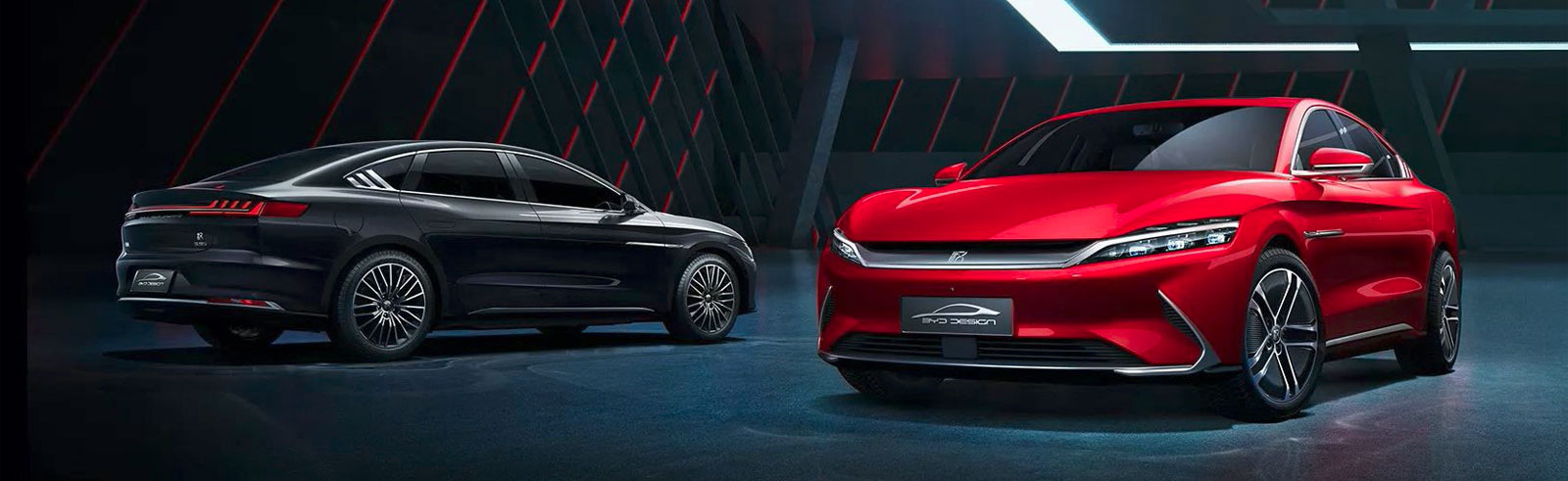 BYD Han EV will be revealed in Europe