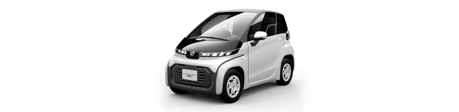 Toyota to showcase its production-ready ultra-compact BEV at the 2019 Tokyo Motor Show