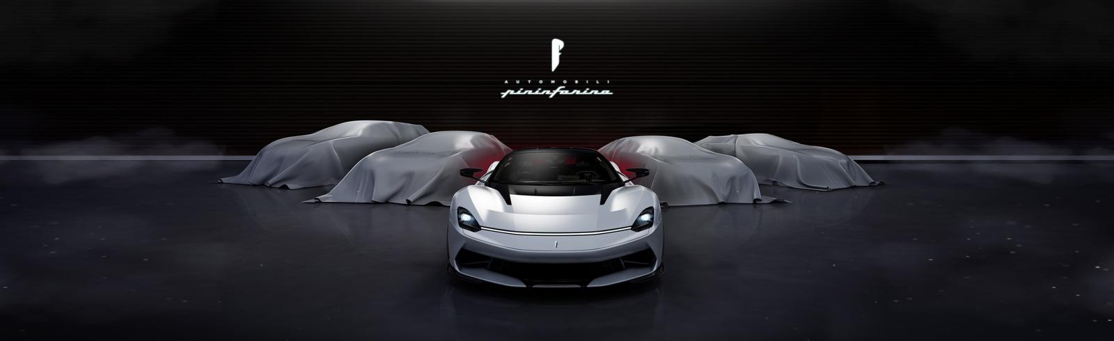 Pininfarina Battista will enter production in a year, PURA Vision teased