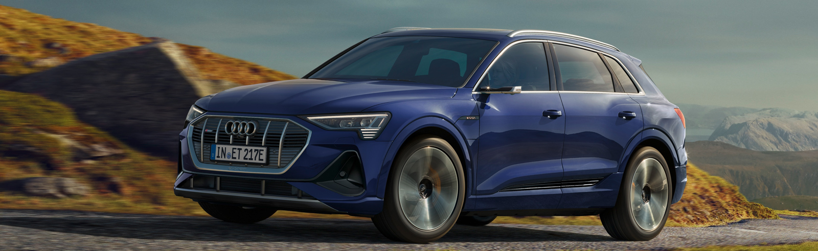 2020 Audi e-tron gets an update, increases range by 25 km