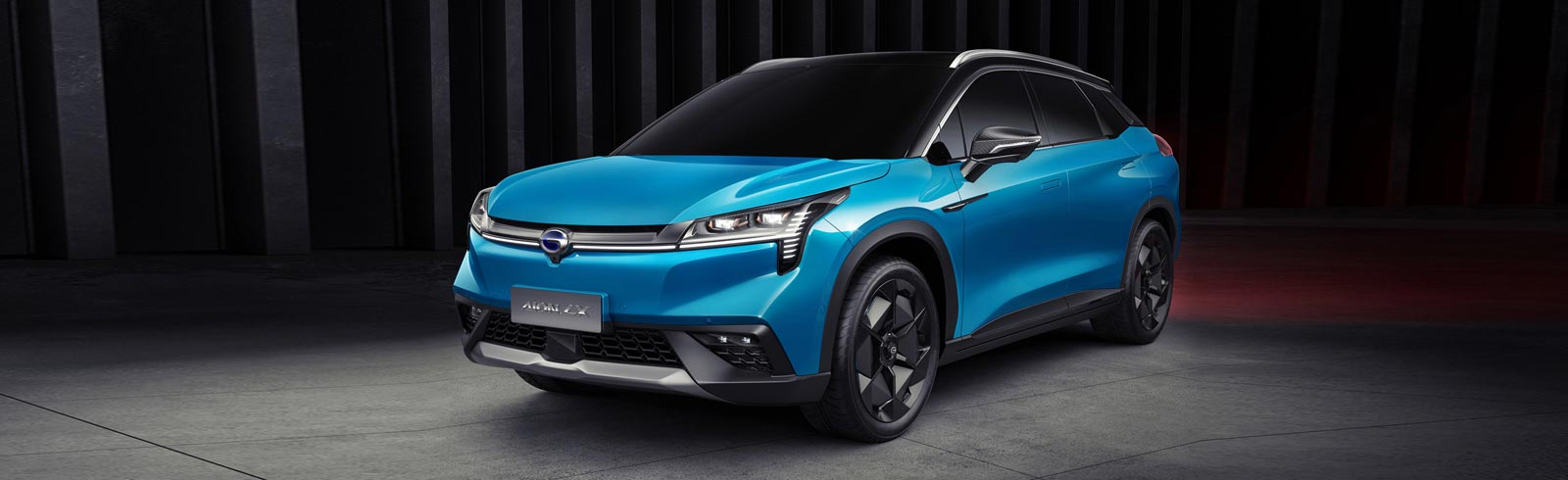 GAC Aion LX  with 650 km of NEDC range goes on sale in China in October