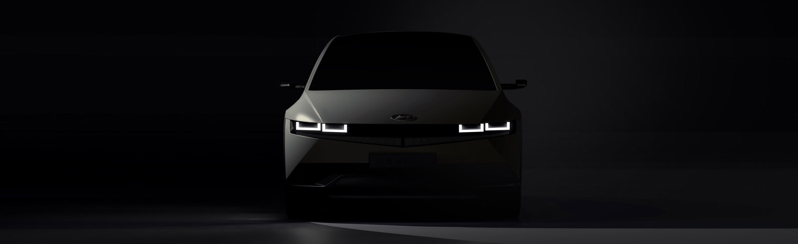 Hyundai IONIQ 5 appears on official renders and teaser videos, will debut in February 2021