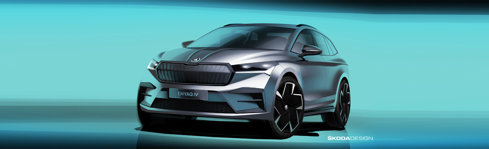 Škoda elaborates on the ENYAQ iV exterior design, will offer a 0.27 drag coefficient