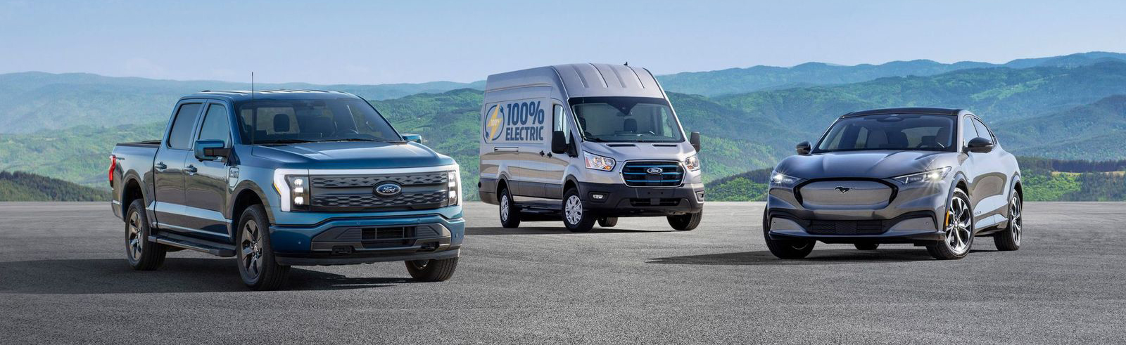 The Ford EV strategy - what to expect in the next five years
