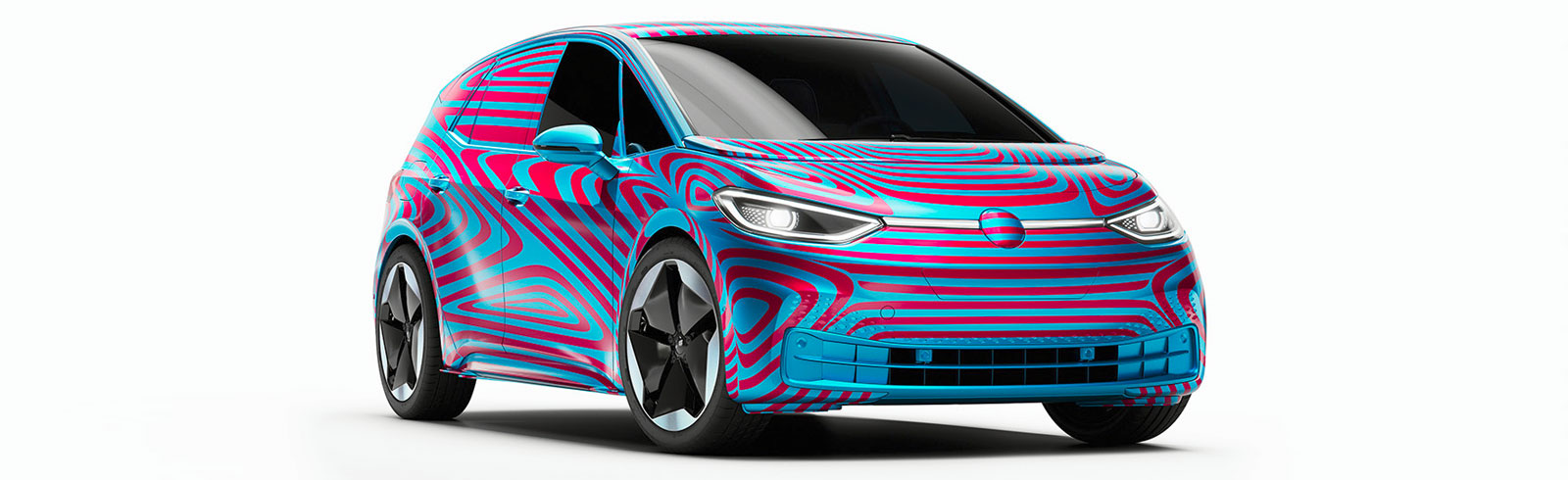 Volkswagen has begun production of ID.3 components in Germany
