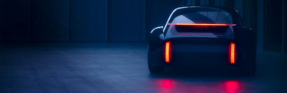 Hyundai teases the Prophecy - an all-electric concept that will debut at the Geneva Motor Show 2020