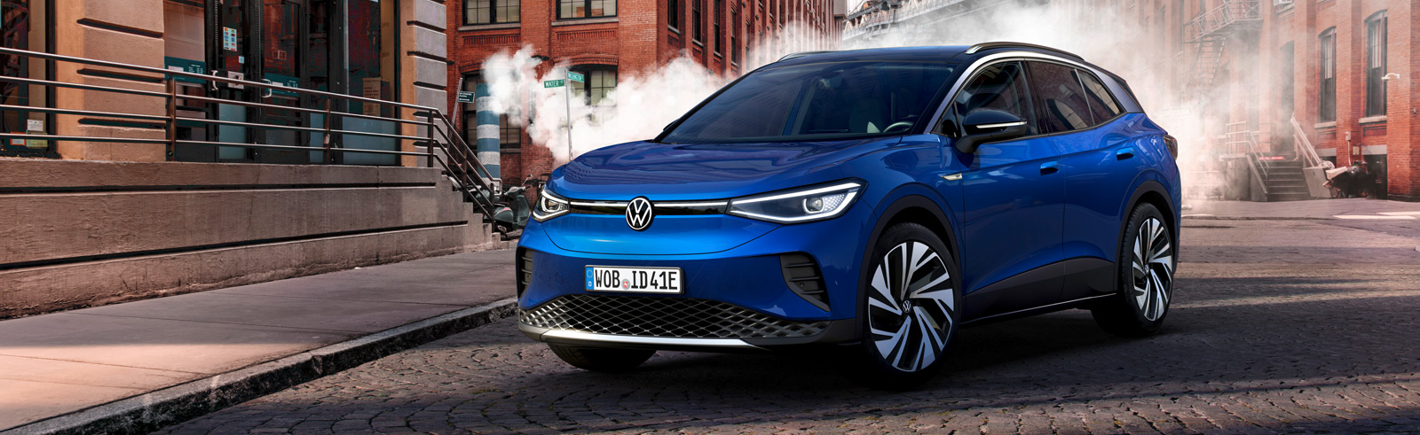 The Volkswagen ID.4 wins World Car of the Year 2021 award