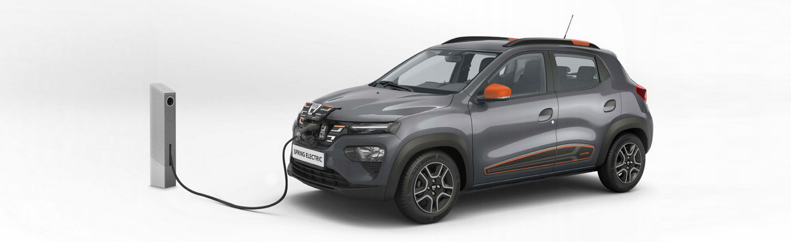 Renault unveils the Dacia Spring Electric production version