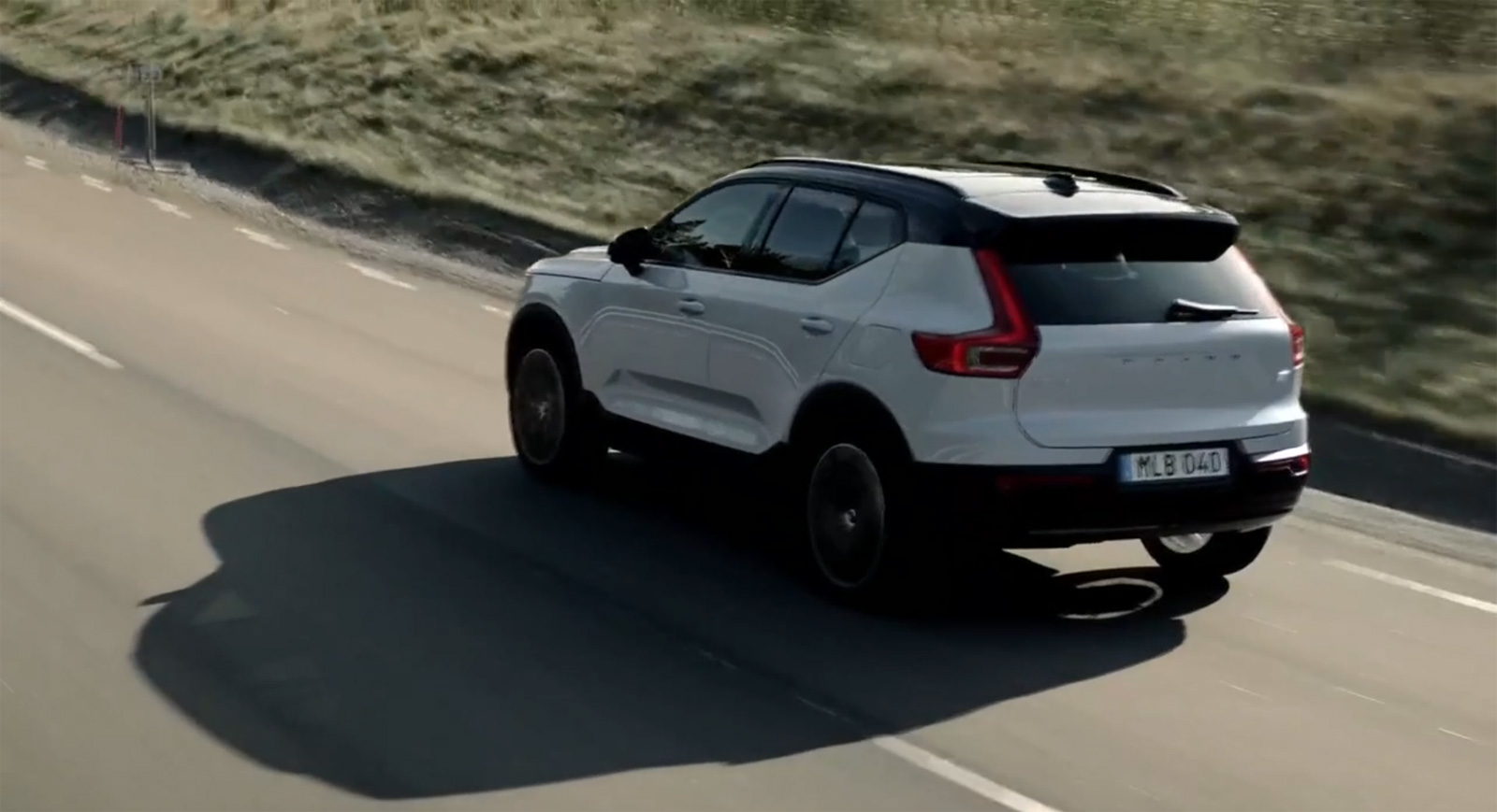 Volvo Xc 40 Recharge Is Official With A 78 Kwh Battery