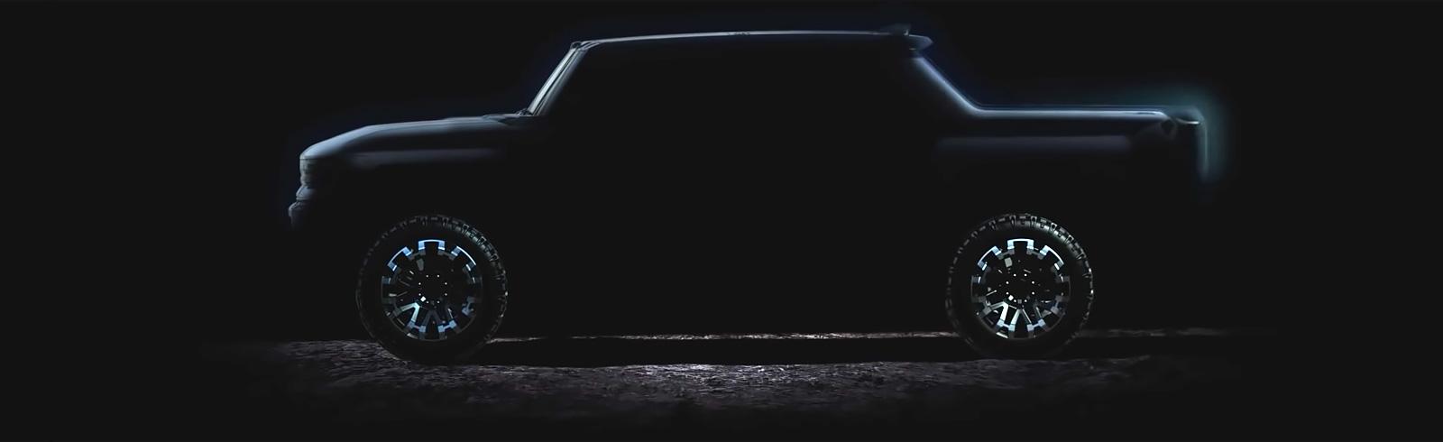 GMC Hummer EV debut details - October 20th at 8 PM ET on several media platforms simultaneously
