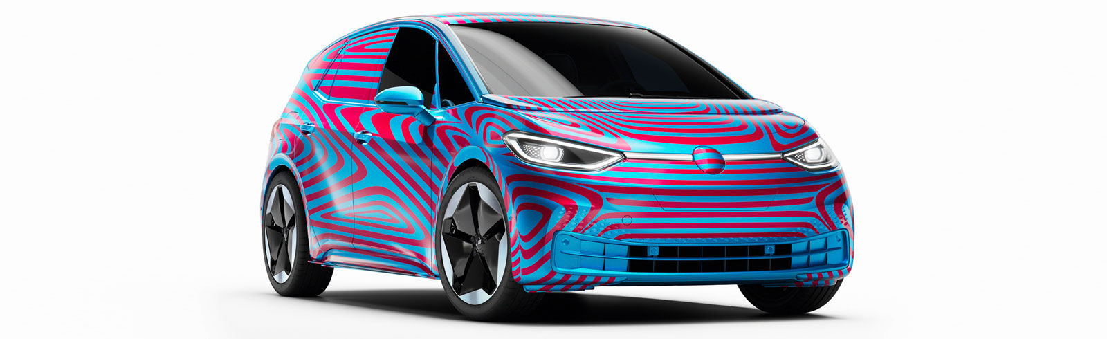 Volkswagen introduces the ID.3 - a Golf-sized all-electric vehicle available for pre-booking