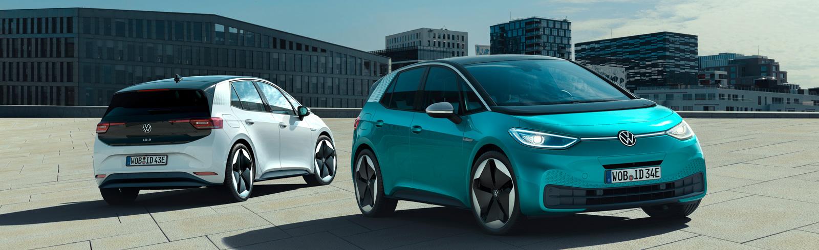 Volkswagen ID.3 1st pre-orders start today, deliveries begin in early September