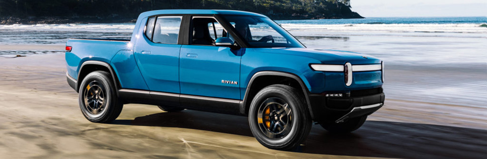 Rivian announces $1.3 billion funding round led by T. Rowe Price