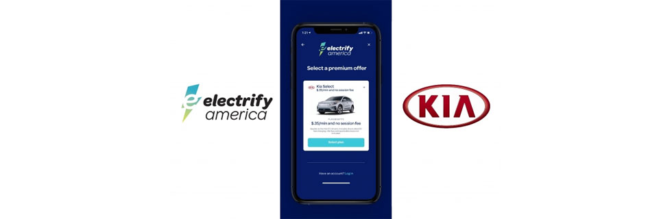 Electrify America will offer Kia Select for all 2019 and 2020 Kia Niro EVs in the US