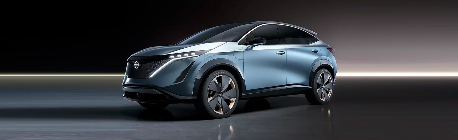 Nissan Ariya Concept goes official, will be the base of a production vehicle