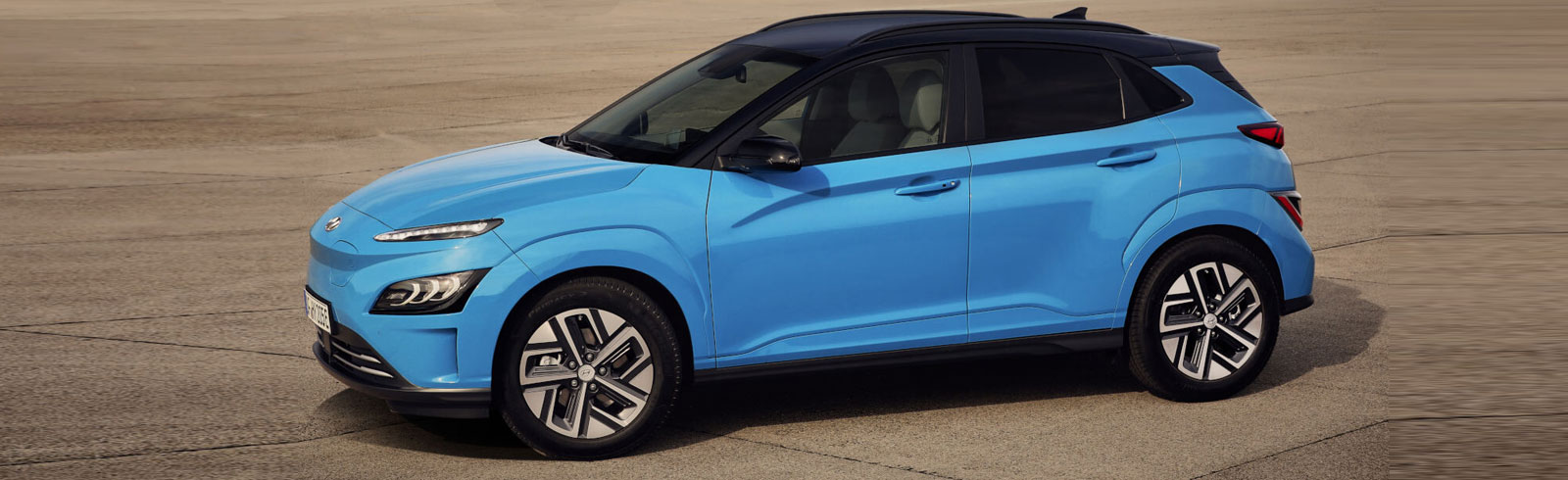 Hyundai offers a facelift and several updates for the 2021 Hyundai Kona Electric