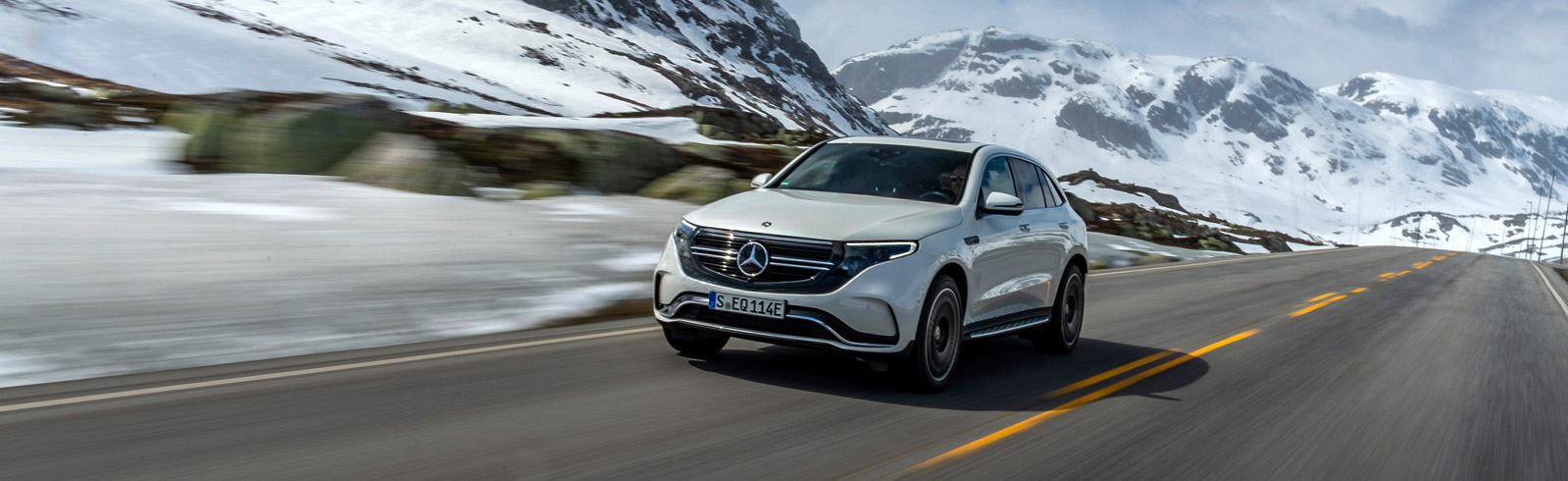 The Mercedes-Benz EQC 400 4MATIC is now available as a base model priced from €66,068.80