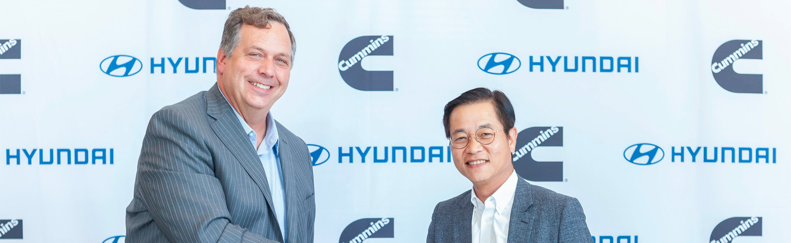 Hyundai and Cummins sing a MOU for collaboration on hydrogen fuel cell technology