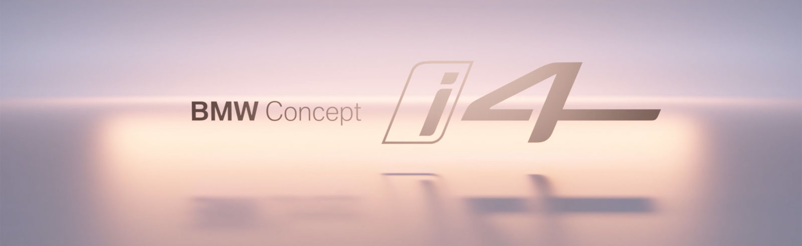 BMW teases the BMW Concept i4, will debut at the Geneva Motor Show