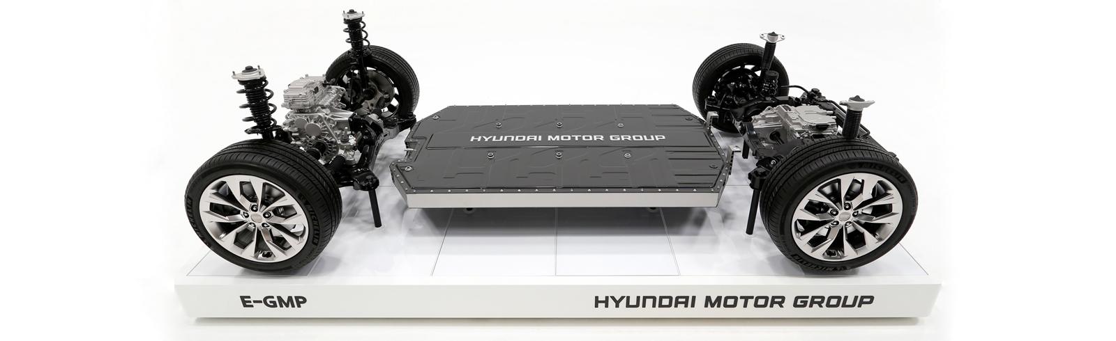 Hyundai introduces a new EV platform - the E-GMP, to offer a maximum range of 500 km