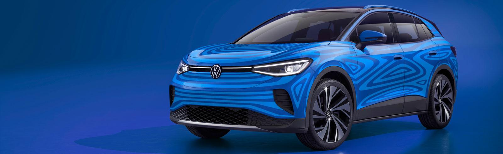 Volkswagen elaborates on the ID.4 (ID.CROZZ)