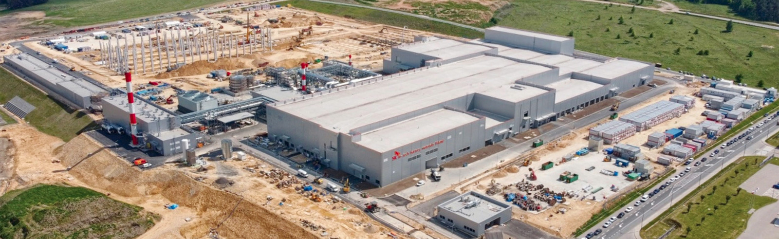 SK IE Technology fully operates a lithium-ion battery separator plant in Poland