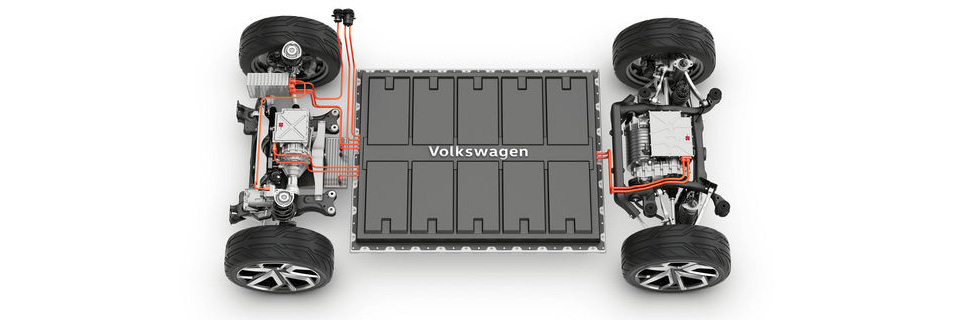 Volkswagen has initialized its TR5 project for EV battery supplies