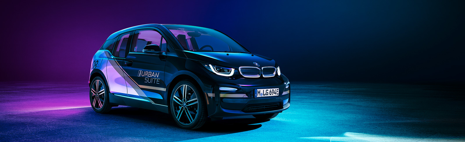 BMW i3 Urban Suite will be unveiled at CES 2020