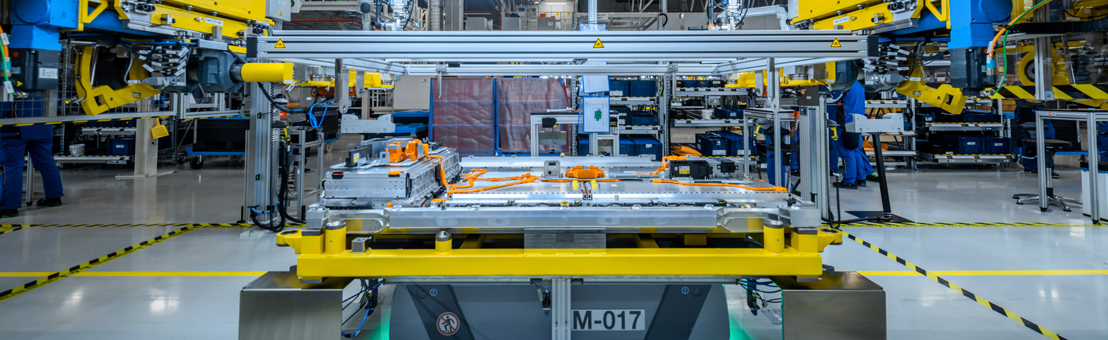 Mercedes-Benz and GROB launch battery cooperation
