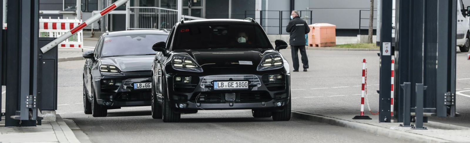 The all-electric Porsche Macan prototypes enter real-world testing stage