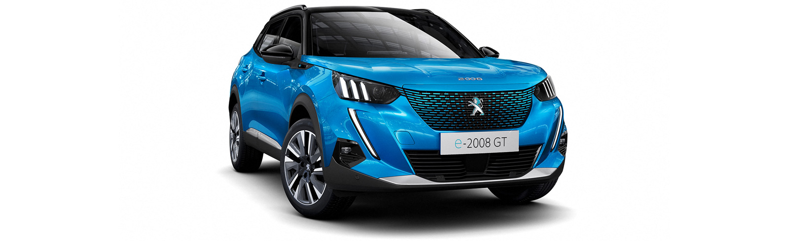 Peugeot e-2008 SUV is announced with a 50 kWh battery and a 100 kW motor