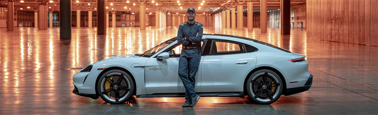 Porsche Taycan achieves new Guinness World Records title