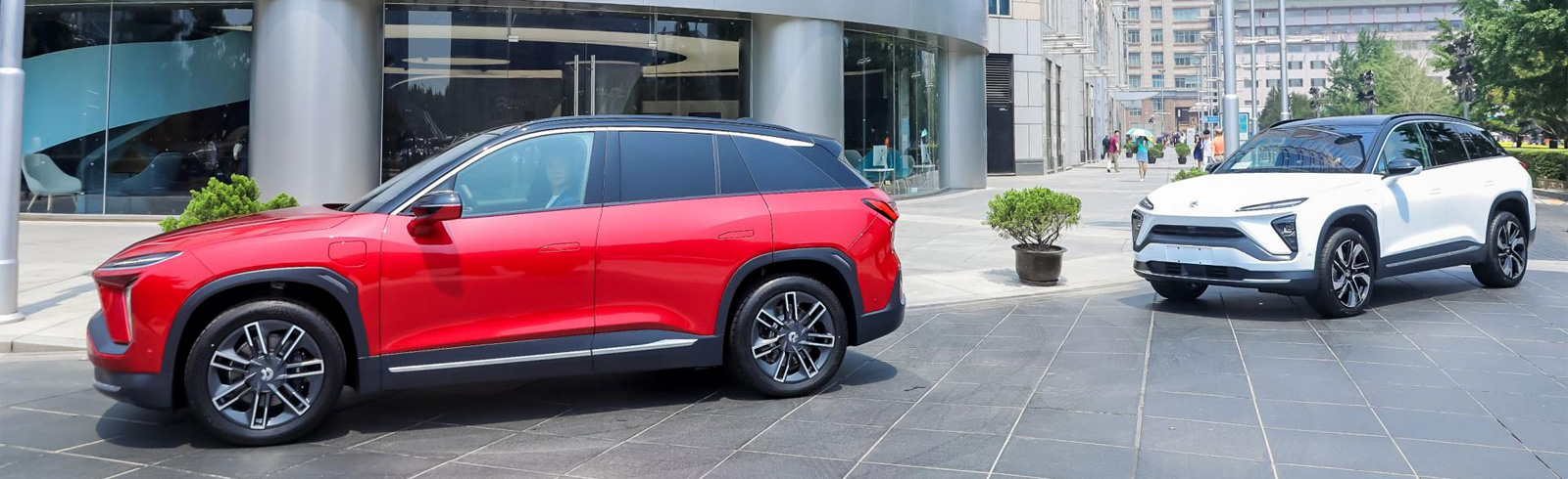 NIO enters into definitive agreements for investments in NIO China