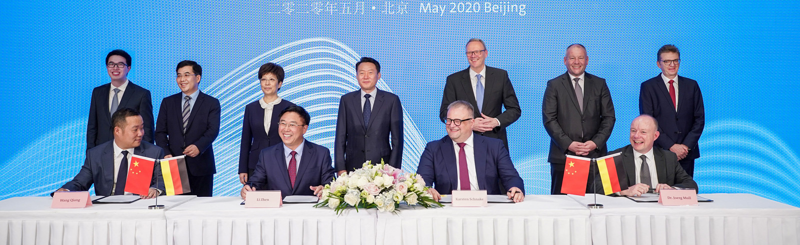 Volkswagen increases its stake in JAC VW China - its joint venture for e-mobility