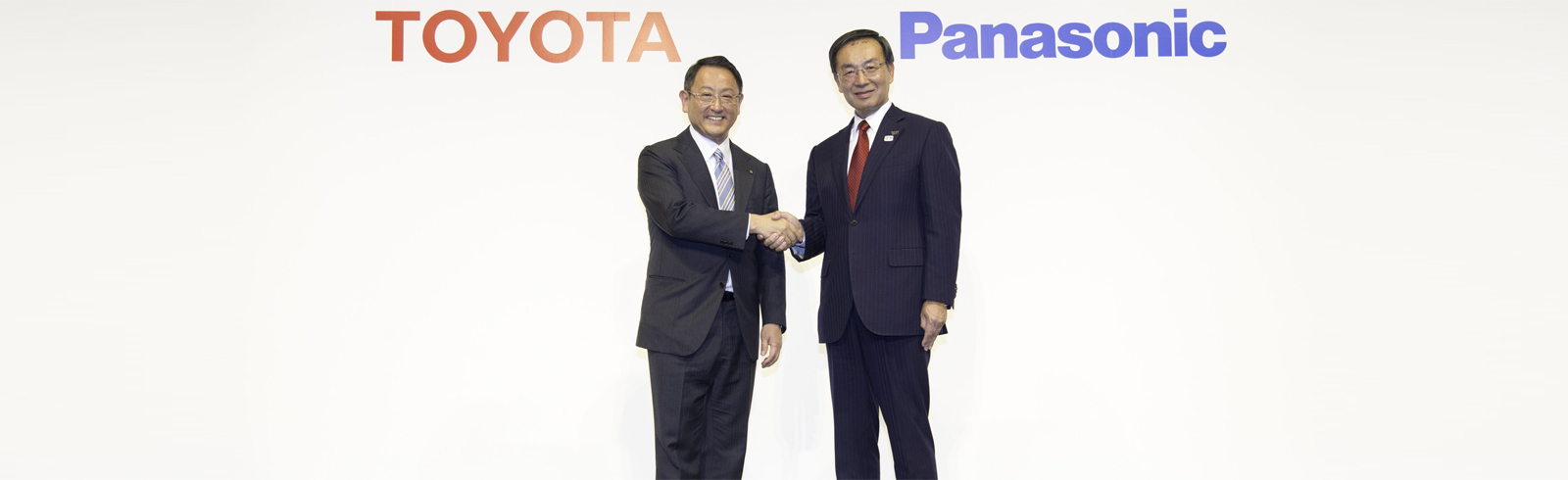 Toyota and Panasonic to create a joint venture for the production of EV batteries in 2020