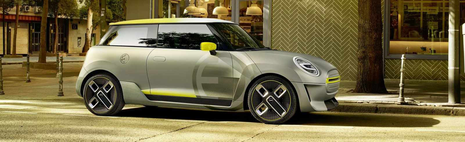 The all-electric MINI Cooper SE is official, packs a 32.6 kWh battery