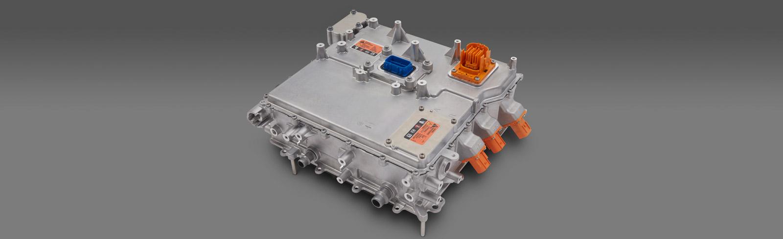 GM presented three all-new EV motors
