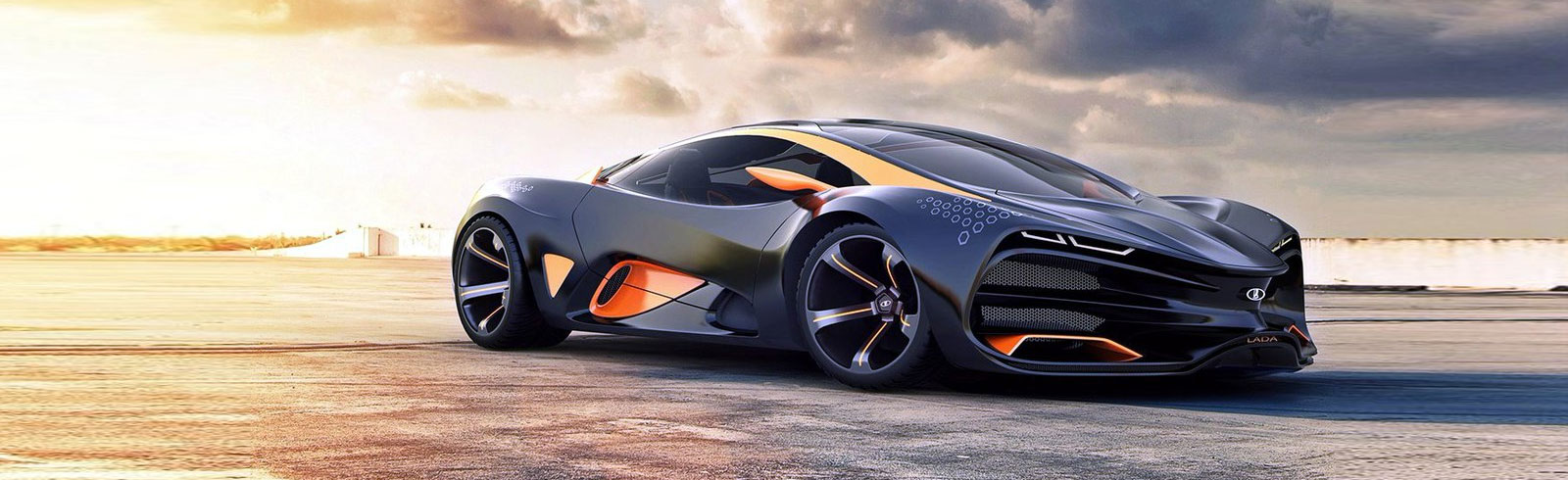 Scandalous Lada Raven is reborn, will be Russia's competitor to Tesla