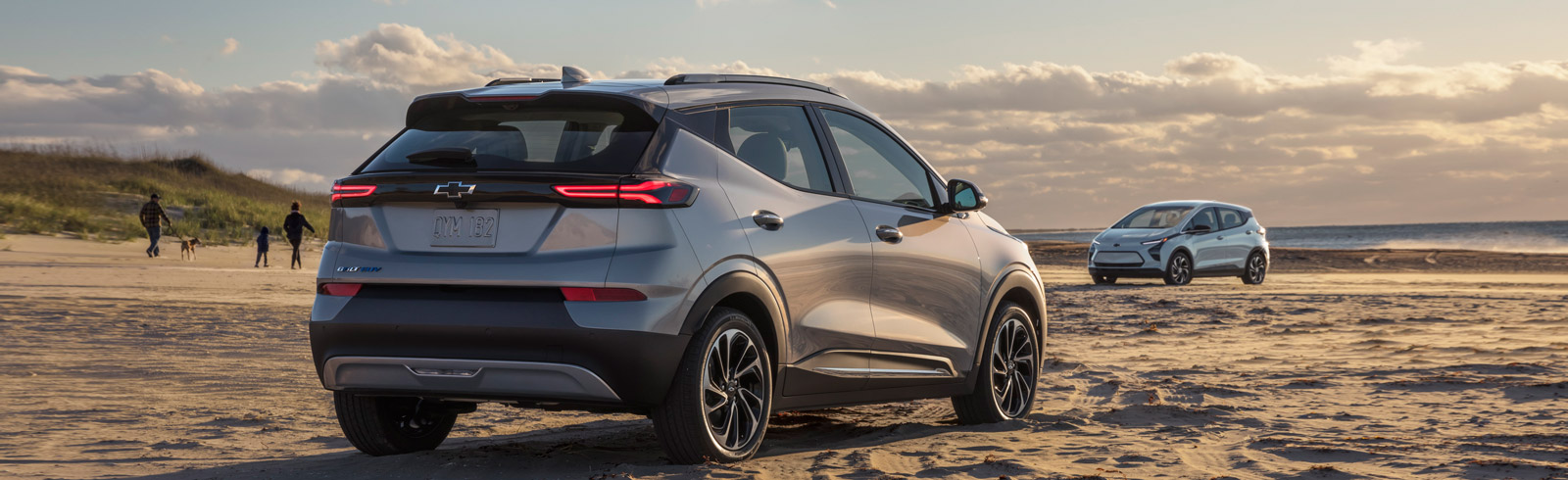 2022 Chevrolet Bolt EUV and Bolt EV go official - specifications and prices