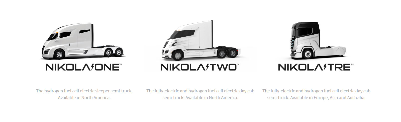 The US Department of Energy grants Nikola Motor Company a $1.7 million award