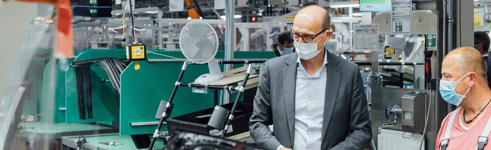 Volkswagen begins series production of the ID.4 in Zwickau