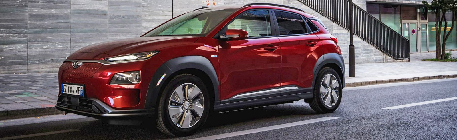 2020 Hyundai Kona Electric goes on sale in France this month