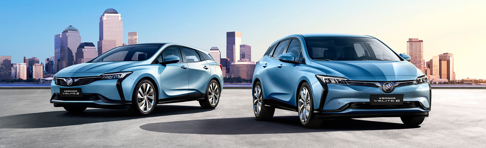 GM launches Buick Velite 6 EV in China
